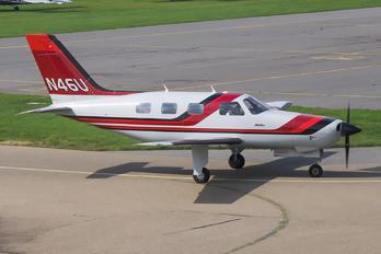 N46U - Private Piper PA-46 Malibu / Mirage / Matrix