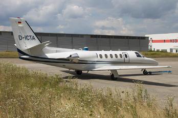D-ICTA - Private Cessna 551 Citation II SP