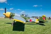 G-JYAK - Private Yakovlev Yak-50 aircraft