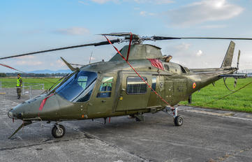 H22 - Belgium - Air Force Agusta / Agusta-Bell A 109BA