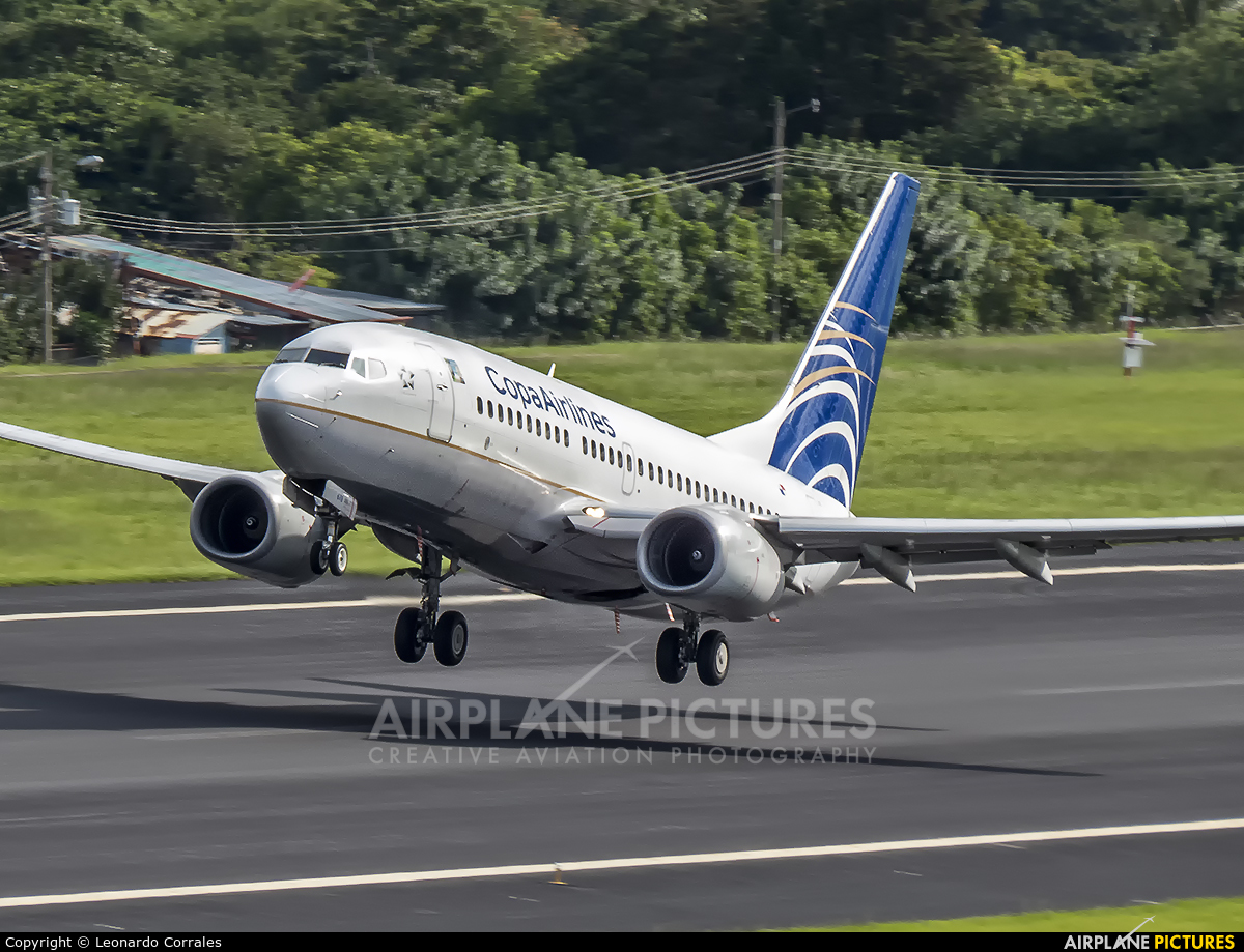 Copa Airlines HP-1378CMP aircraft at San Jose - Juan Santamaría Intl