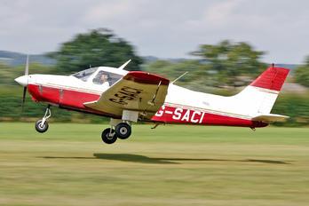 G-SACI - Private Piper PA-28 Warrior