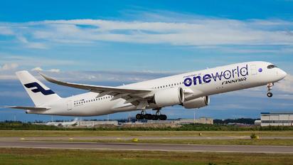 OH-LWB - Finnair Airbus A350-900