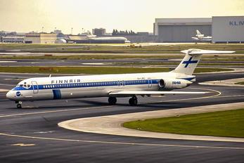 OH-LMZ - Finnair McDonnell Douglas MD-82