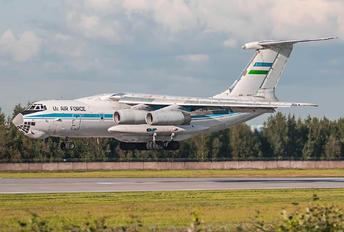 06 - Uzbekistan Air Force Ilyushin Il-76 (all models)