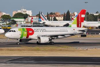 CS-TTP - TAP Portugal Airbus A319