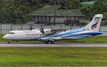 HS-PZB - Bangkok Airways ATR 72 (all models)