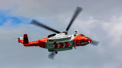 EI-ICA - CHC Ireland Sikorsky S-92