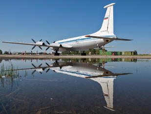 RA-75899 - Russia - Air Force Ilyushin Il-22