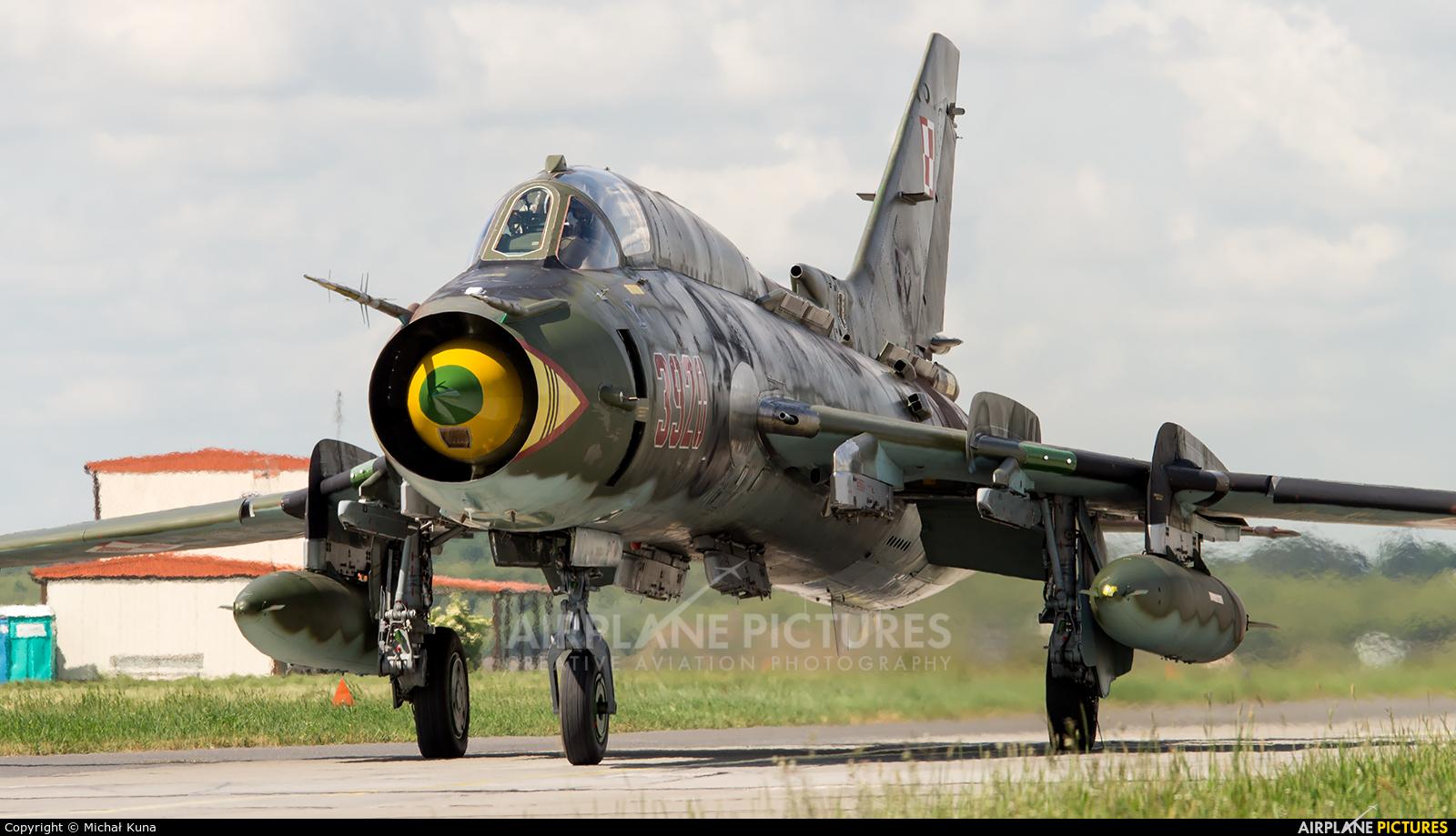 Poland - Air Force 3920 aircraft at Malbork
