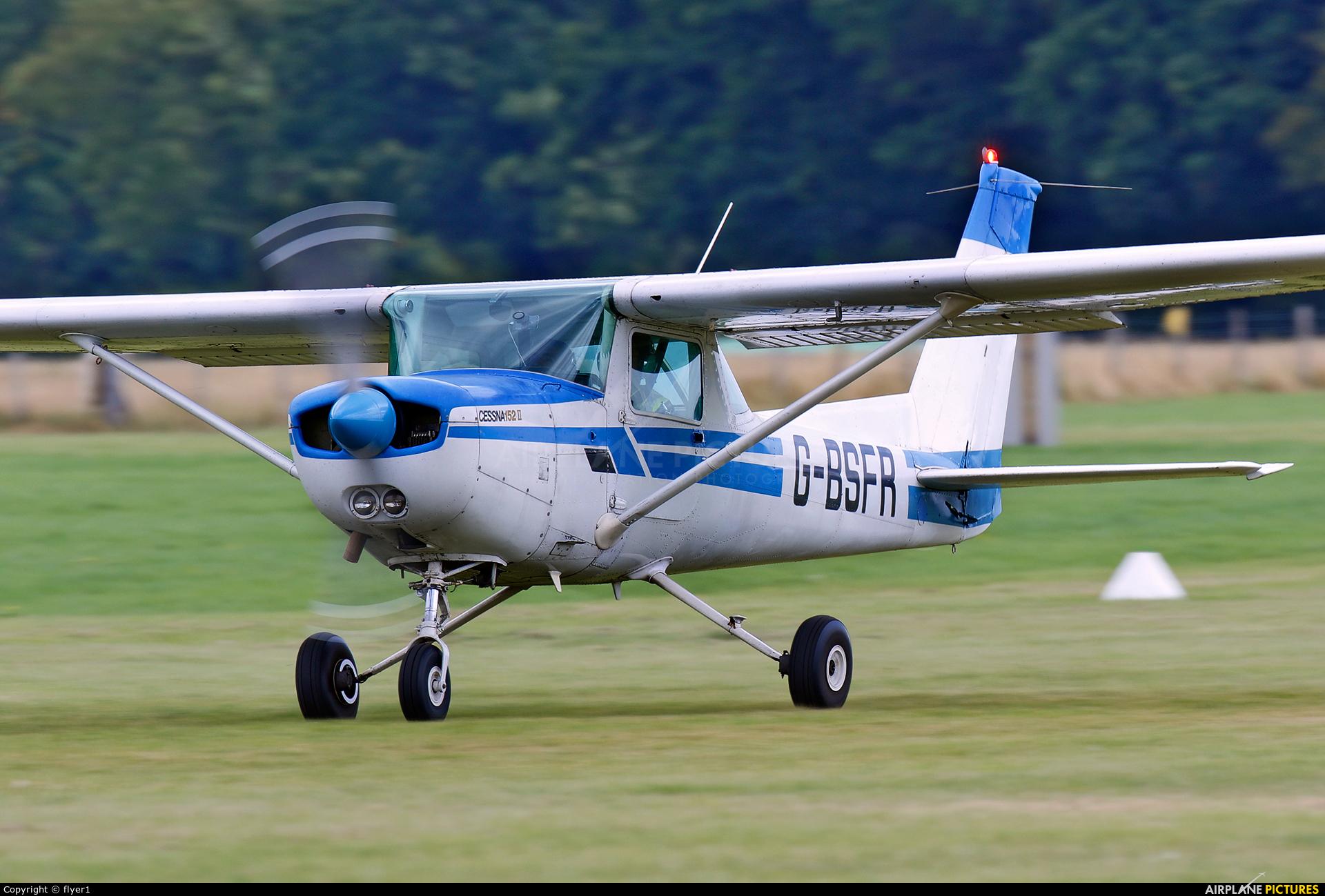 Private G-BSFR aircraft at Lashenden / Headcorn