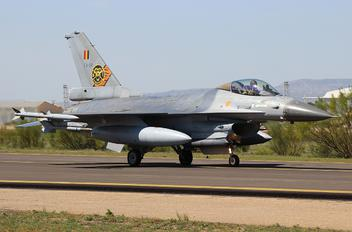 FA-114 - Belgium - Air Force General Dynamics F-16A Fighting Falcon