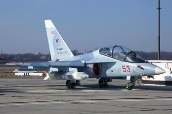 RF-44581 - Russia - Air Force Yakovlev Yak-130
