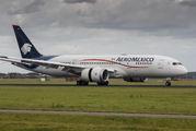 N783AM - Aeromexico Boeing 787-8 Dreamliner aircraft