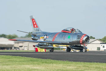 N50CJ - Private North American F-86H Sabre