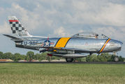 NX188RL - Warbird Heritage Foundation North American F-86 Sabre aircraft