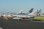 NX620PF -  Mikoyan-Gurevich MiG-17PF aircraft