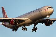 G-VRED - Virgin Atlantic Airbus A340-600 aircraft