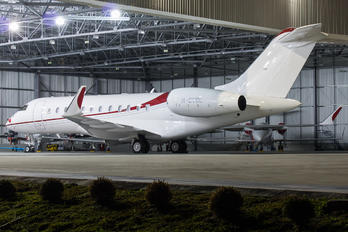 M-CVGL - Private Bombardier BD-700 Global 5000