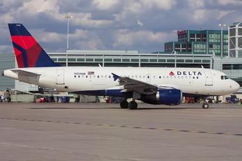 N355NB - Delta Air Lines Airbus A319