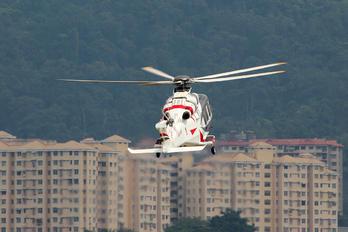 9M-ASB - Private Agusta Westland AW139