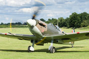 G-MKVB - Historic Aircraft Collection Supermarine Spitfire LF.Vb aircraft