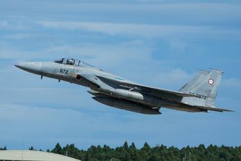 62-8872 - Japan - Air Self Defence Force Mitsubishi F-15J