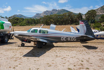 OE-KOG - Private Mooney M20K