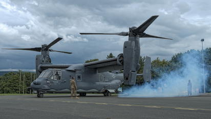 11-0063 - USA - Air Force Bell-Boeing CV-22B Osprey