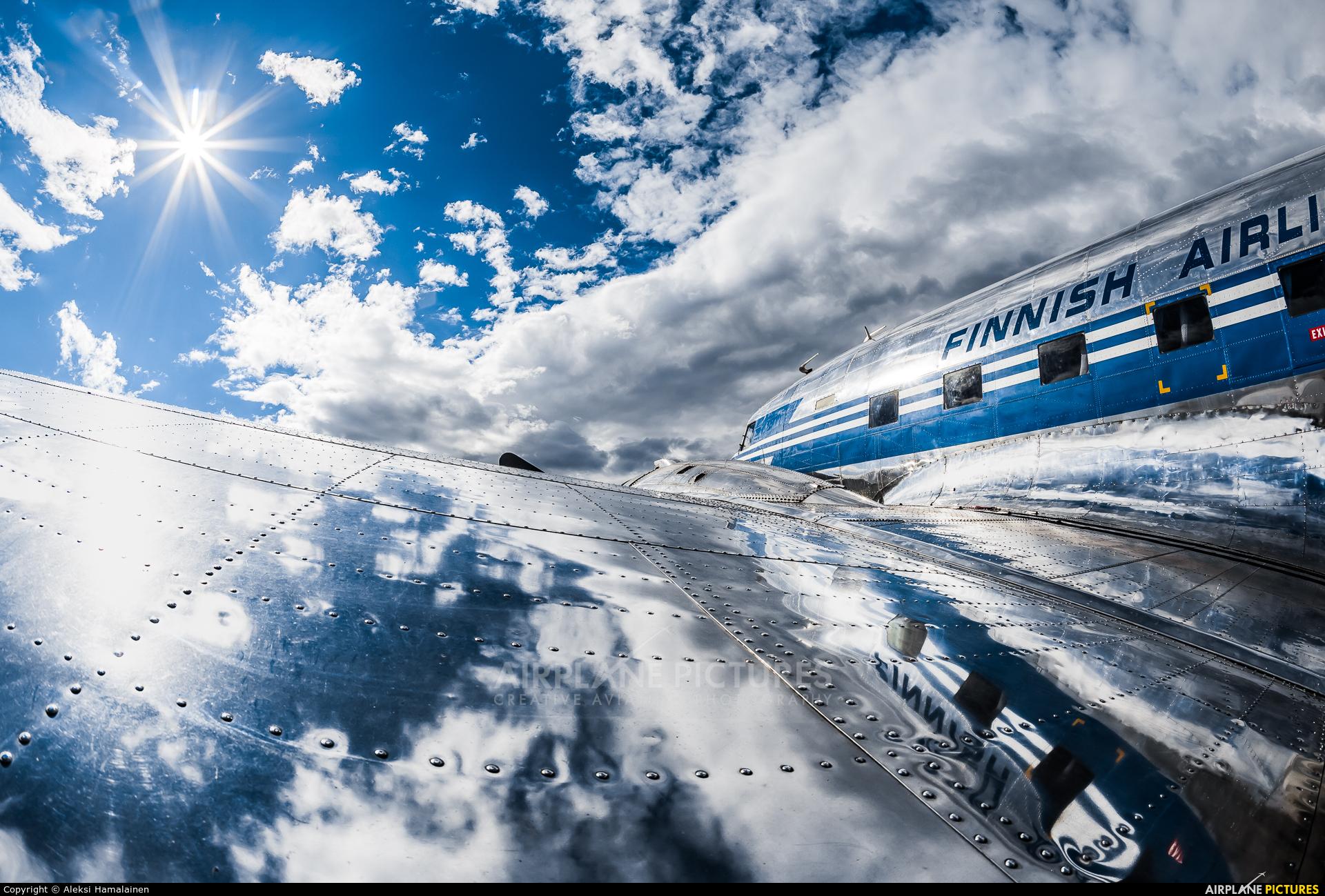 Aero - Finnish Airlines (Airveteran) OH-LCH aircraft at Helsinki - Malmi