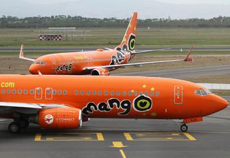 ZS-SJK - Mango Boeing 737-800
