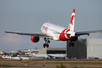 C-GBIJ - Air Canada Rouge Airbus A319