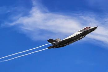 ZM137 - Royal Air Force Lockheed Martin F-35B Lightning II