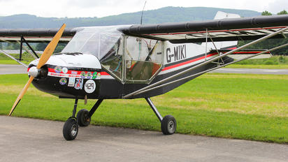 G-MIKI - Private Rans S-6, 6S / 6ES Coyote II