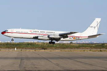 T.17-3 - Spain - Air Force Boeing 707-300