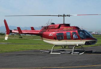 ZS-HHZ - Private Bell 206L Longranger