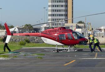ZS-HMB - Base 4 Bell 206B Jetranger III