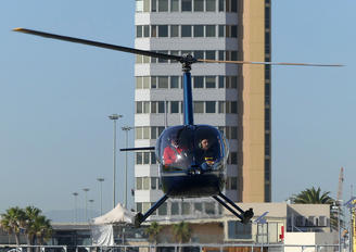 ZS-SGM - Private Robinson R44 Astro / Raven