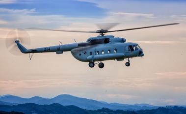 254 - Croatia - Air Force Mil Mi-8MTV-1