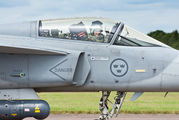 39268 - Sweden - Air Force SAAB JAS 39C Gripen aircraft
