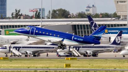 4K-AZ88 - Private Gulfstream Aerospace G-IV,  G-IV-SP, G-IV-X, G300, G350, G400, G450