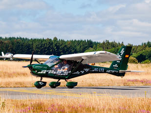 EC-LYX - Private Aeroprakt A-22 L2