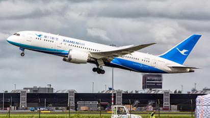 B-2769 - Xiamen Airlines Boeing 787-8 Dreamliner