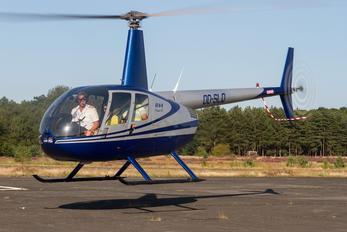 OO-SLQ - Private Robinson R44 Astro / Raven