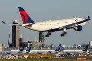 N851NW - Delta Air Lines Airbus A330-200 aircraft