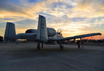 80-0272 - USA - Air Force Fairchild A-10 Thunderbolt II (all models)