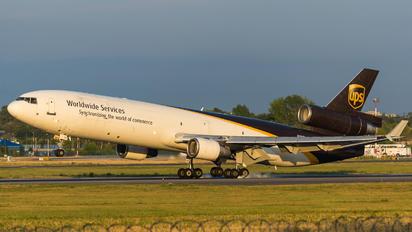 N296UP - UPS - United Parcel Service McDonnell Douglas MD-11F