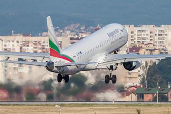 LZ-PLO - Bulgaria Air Embraer ERJ-190 (190-100)