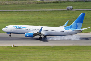 VQ-BTI - Pobeda Boeing 737-800