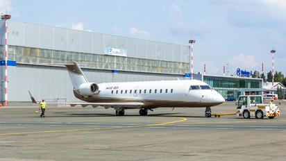 VQ-BOV - Private Bombardier CL-600-2B19